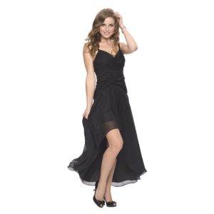 Schwarzes Abendkleid von Astrapahl